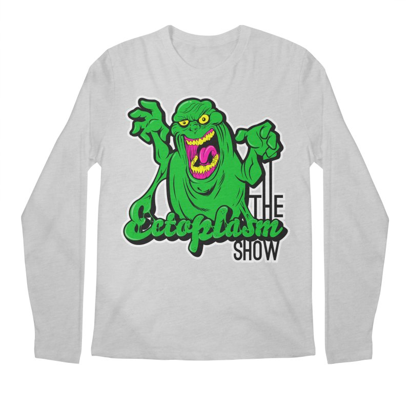 Ectoplasm Logo Dark Men's Regular Longsleeve T-Shirt by EctoplasmShow's Artist Shop