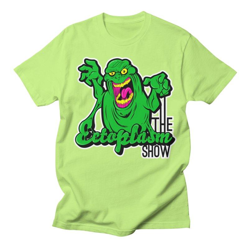 Ectoplasm Logo Dark Men's T-Shirt by EctoplasmShow's Artist Shop