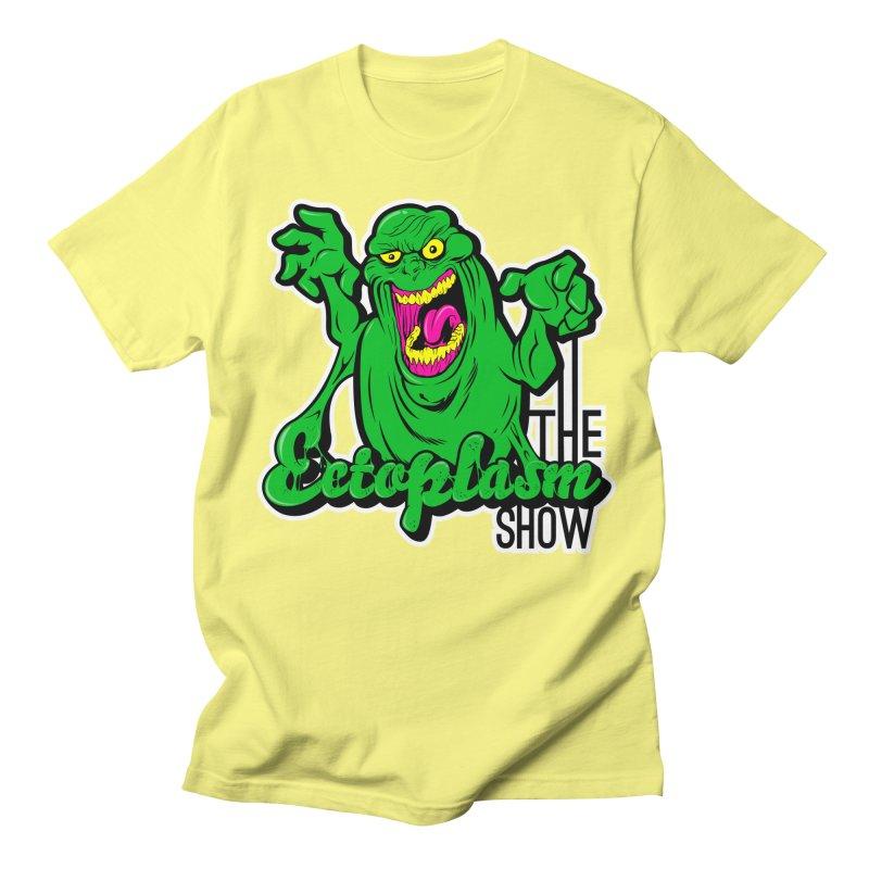 Ectoplasm Logo Dark Men's Regular T-Shirt by EctoplasmShow's Artist Shop
