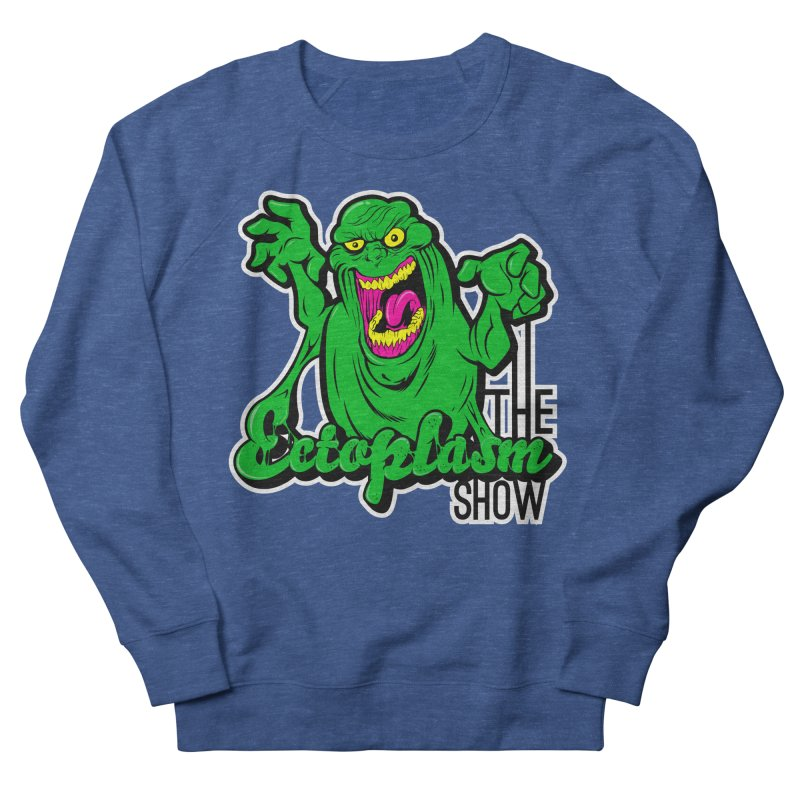 Ectoplasm Logo Dark Men's Sweatshirt by EctoplasmShow's Artist Shop