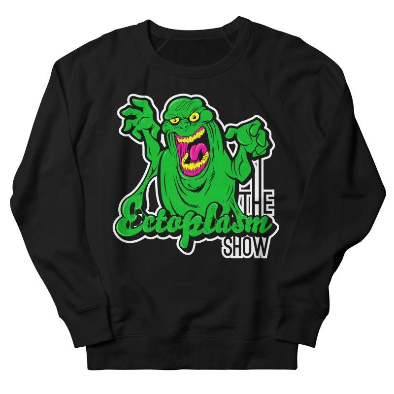 Ectoplasm Logo Dark Men's French Terry Sweatshirt by EctoplasmShow's Artist Shop