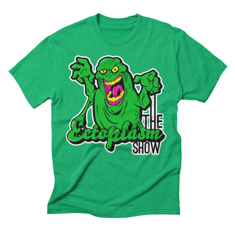 Ectoplasm Logo Dark Men's Triblend T-Shirt by EctoplasmShow's Artist Shop
