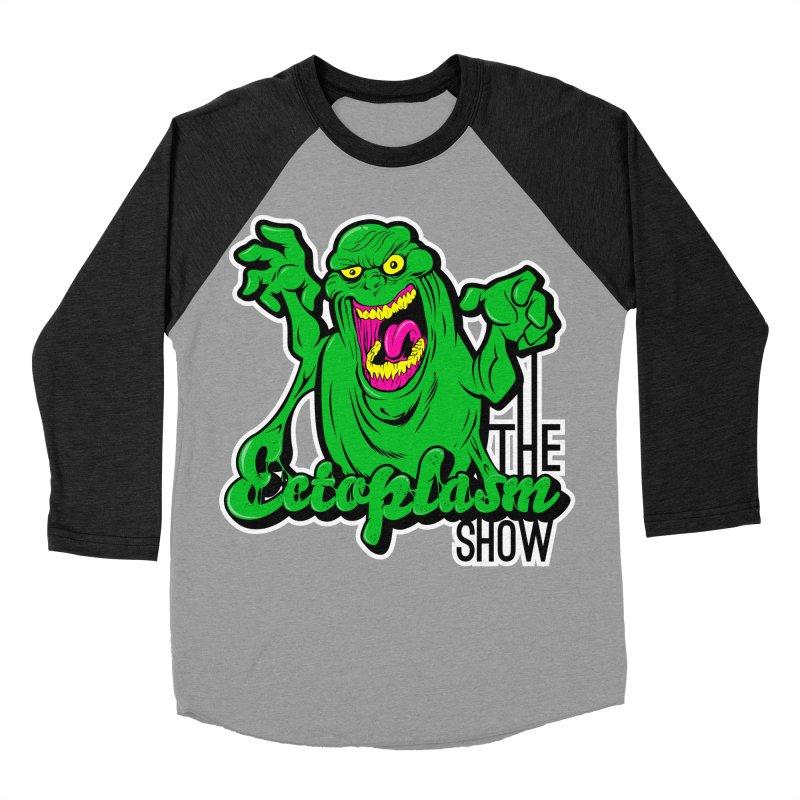 Ectoplasm Logo Dark Women's Baseball Triblend Longsleeve T-Shirt by EctoplasmShow's Artist Shop