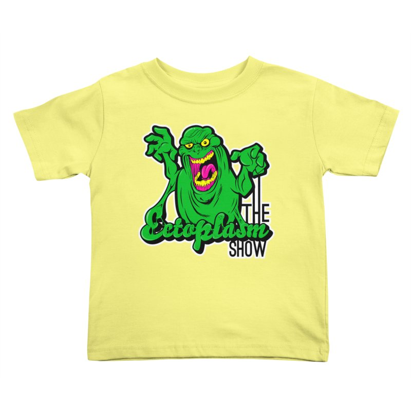 Ectoplasm Logo Dark Kids Toddler T-Shirt by EctoplasmShow's Artist Shop
