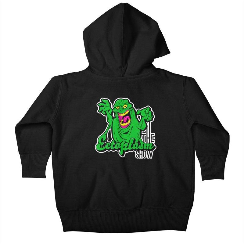 Ectoplasm Logo Dark Kids Baby Zip-Up Hoody by EctoplasmShow's Artist Shop