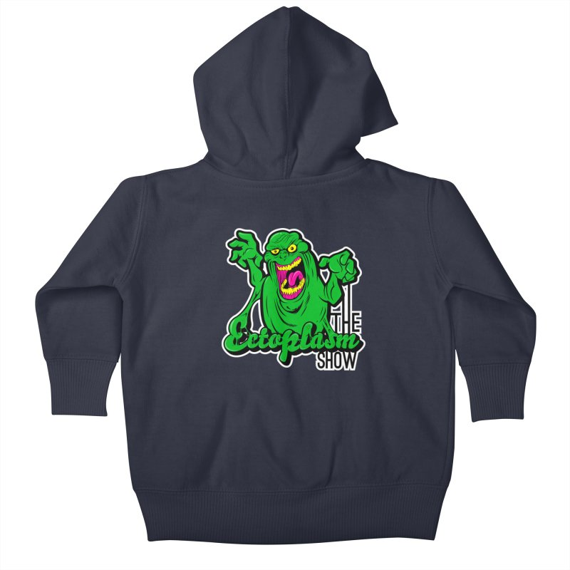 Ectoplasm Logo Dark Kids Baby Zip-Up Hoody by EctoplasmShow's Artist Shop