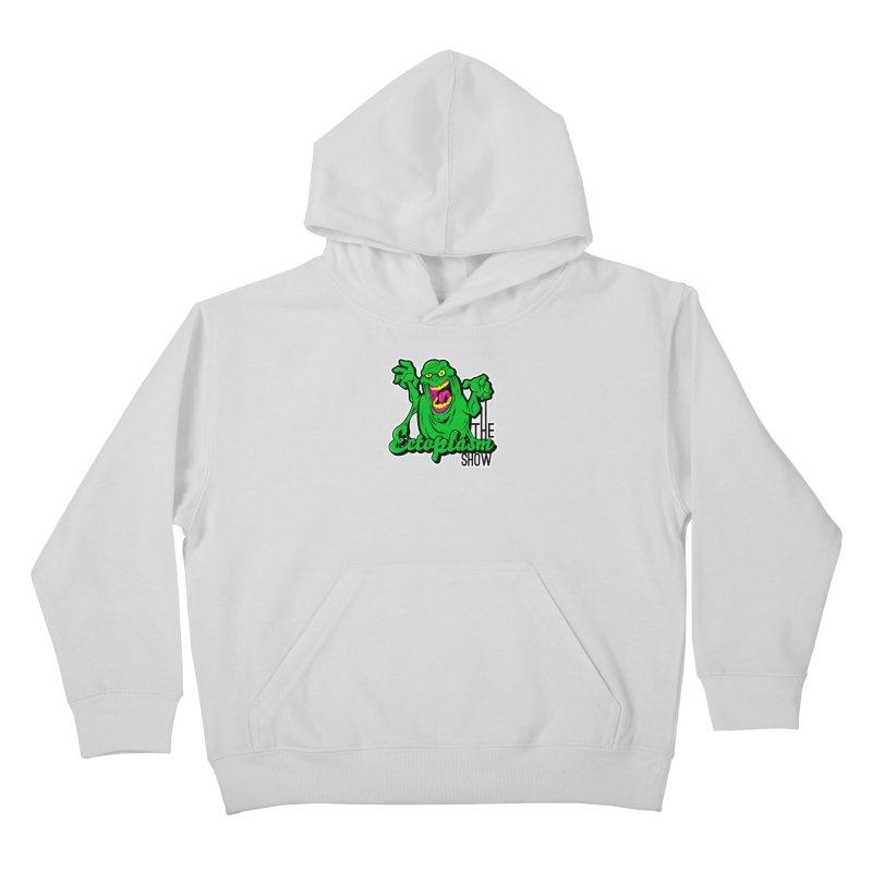 Ectoplasm Logo Dark Kids Pullover Hoody by EctoplasmShow's Artist Shop