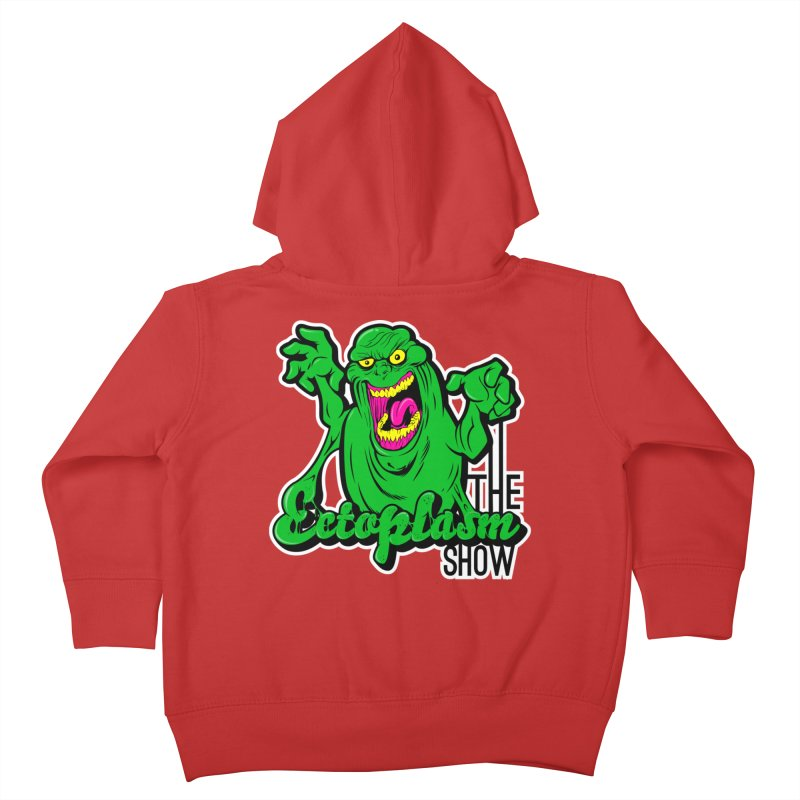 Ectoplasm Logo Dark Kids Toddler Zip-Up Hoody by EctoplasmShow's Artist Shop