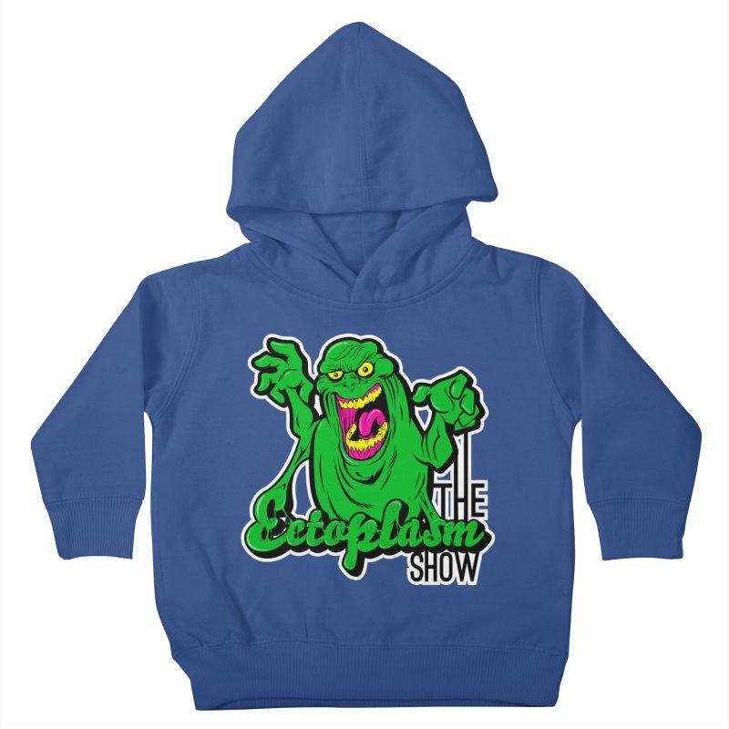 Ectoplasm Logo Dark Kids Toddler Pullover Hoody by EctoplasmShow's Artist Shop
