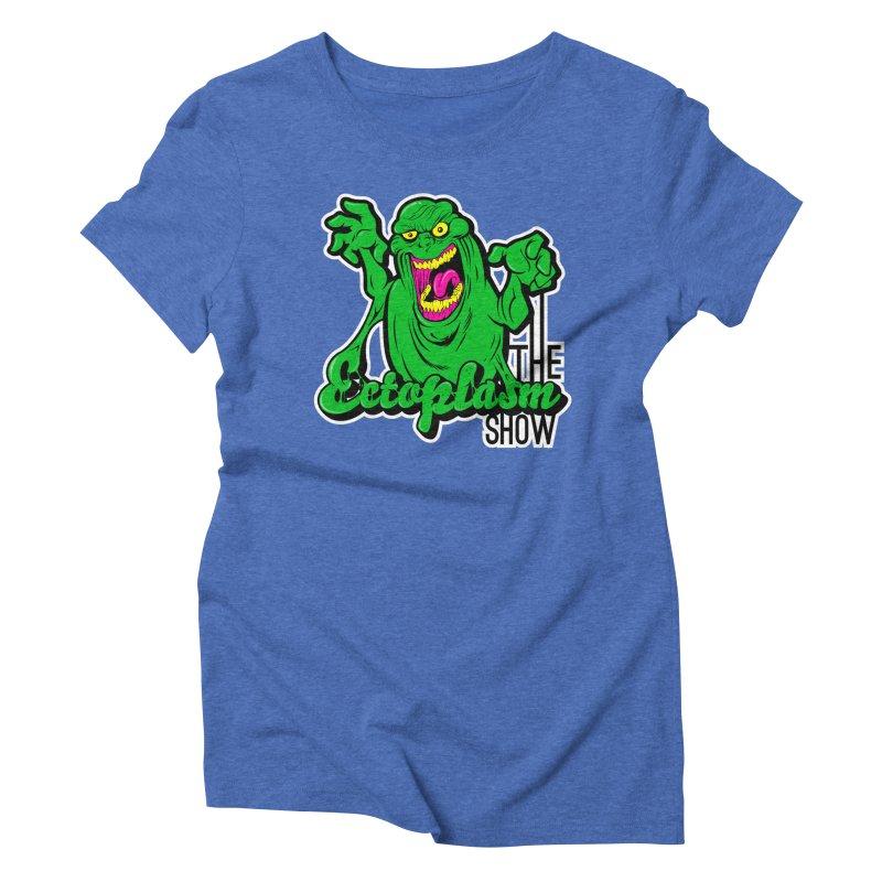 Ectoplasm Logo Dark Women's Triblend T-Shirt by EctoplasmShow's Artist Shop