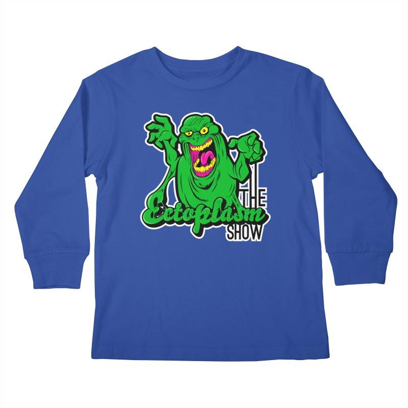 Ectoplasm Logo Dark Kids Longsleeve T-Shirt by EctoplasmShow's Artist Shop