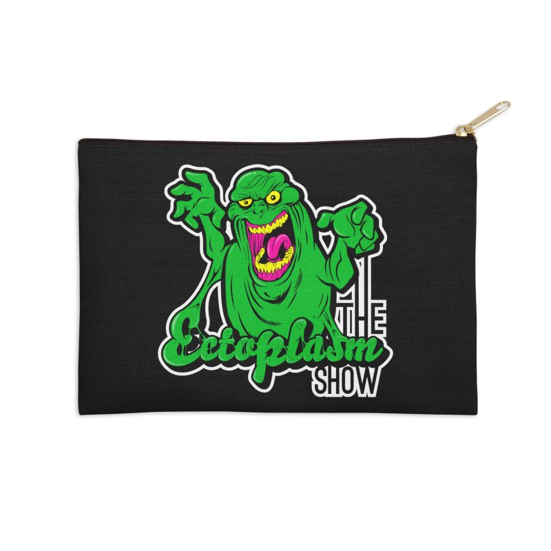 Ectoplasm Logo Dark Accessories Zip Pouch by EctoplasmShow's Artist Shop