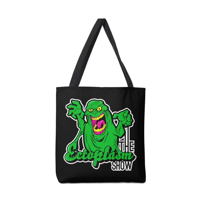Ectoplasm Logo Dark Accessories Tote Bag Bag by EctoplasmShow's Artist Shop