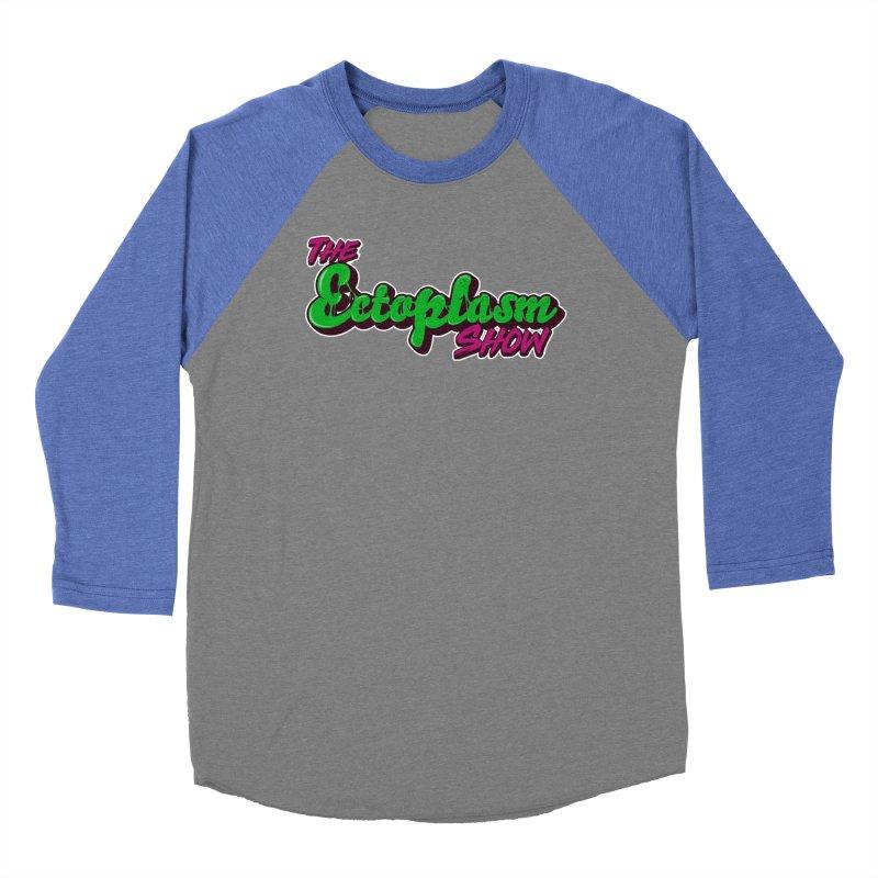 The Ectoplasm Show Text Women's Longsleeve T-Shirt by EctoplasmShow's Artist Shop