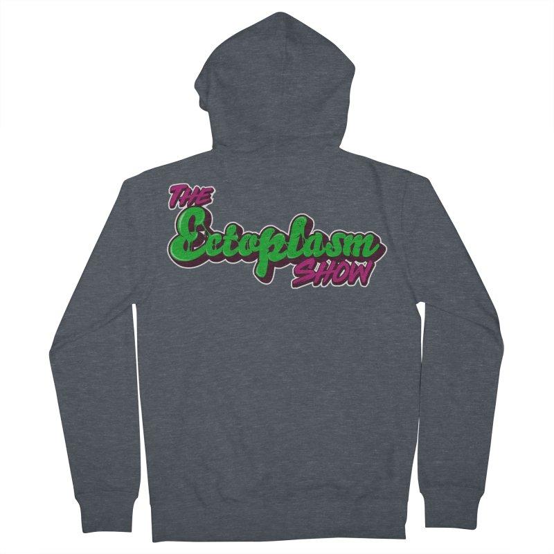 The Ectoplasm Show Text Women's Zip-Up Hoody by EctoplasmShow's Artist Shop