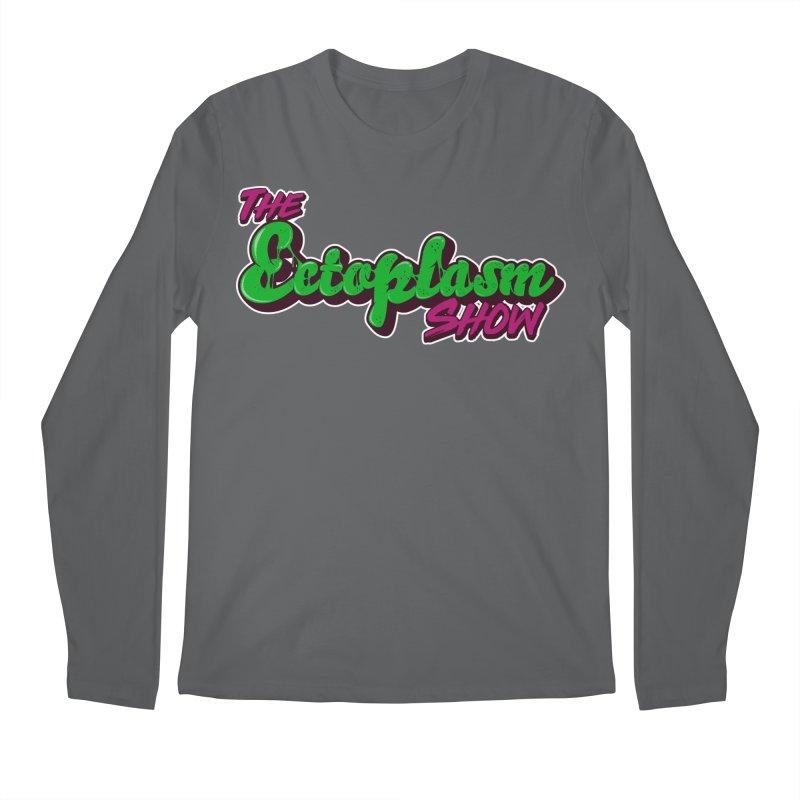 The Ectoplasm Show Text Men's Longsleeve T-Shirt by EctoplasmShow's Artist Shop