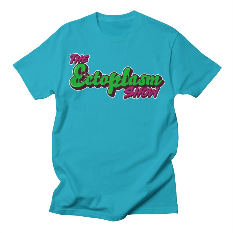 The Ectoplasm Show Text Women's Regular Unisex T-Shirt by EctoplasmShow's Artist Shop