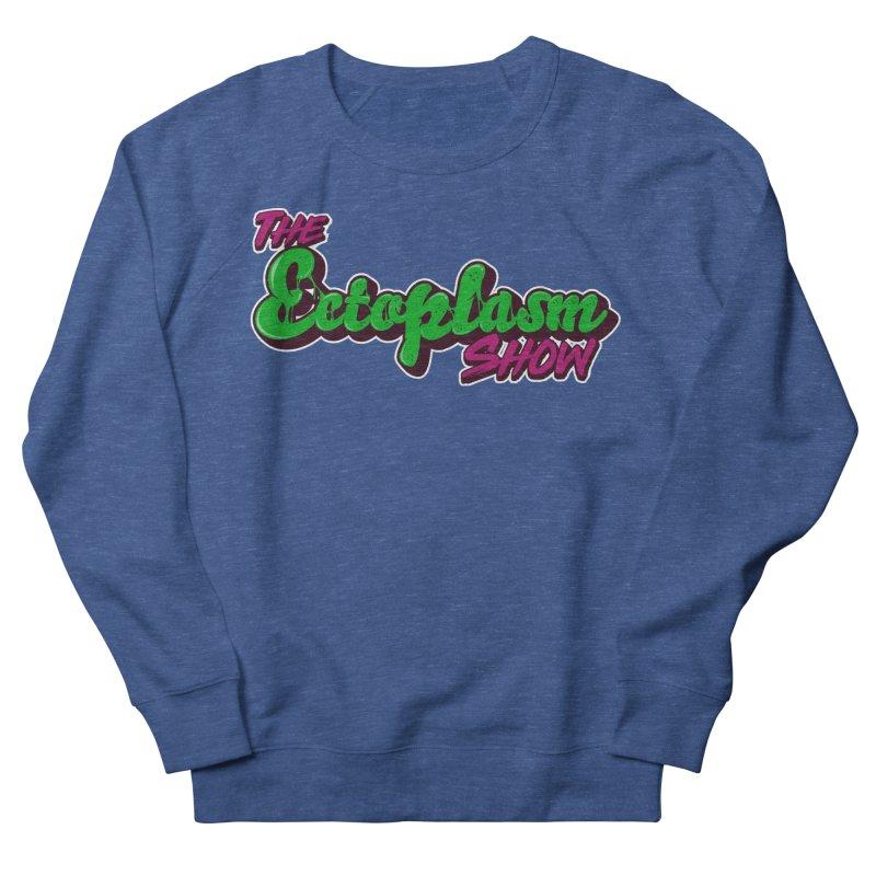 The Ectoplasm Show Text Men's Sweatshirt by EctoplasmShow's Artist Shop