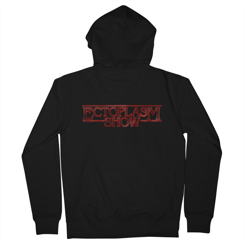 Stranger Ectoplasm Men's French Terry Zip-Up Hoody by EctoplasmShow's Artist Shop