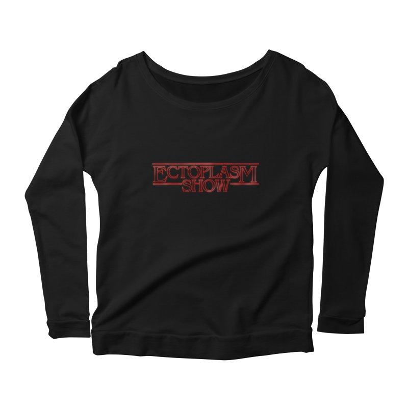Stranger Ectoplasm Women's Longsleeve T-Shirt by EctoplasmShow's Artist Shop