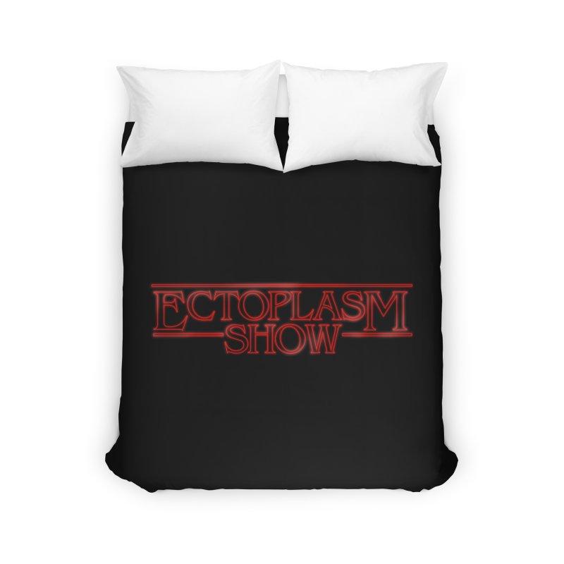 Stranger Ectoplasm Home Duvet by EctoplasmShow's Artist Shop