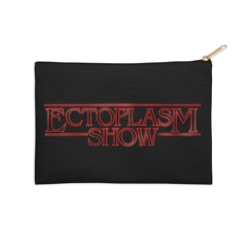 Stranger Ectoplasm Accessories Zip Pouch by EctoplasmShow's Artist Shop