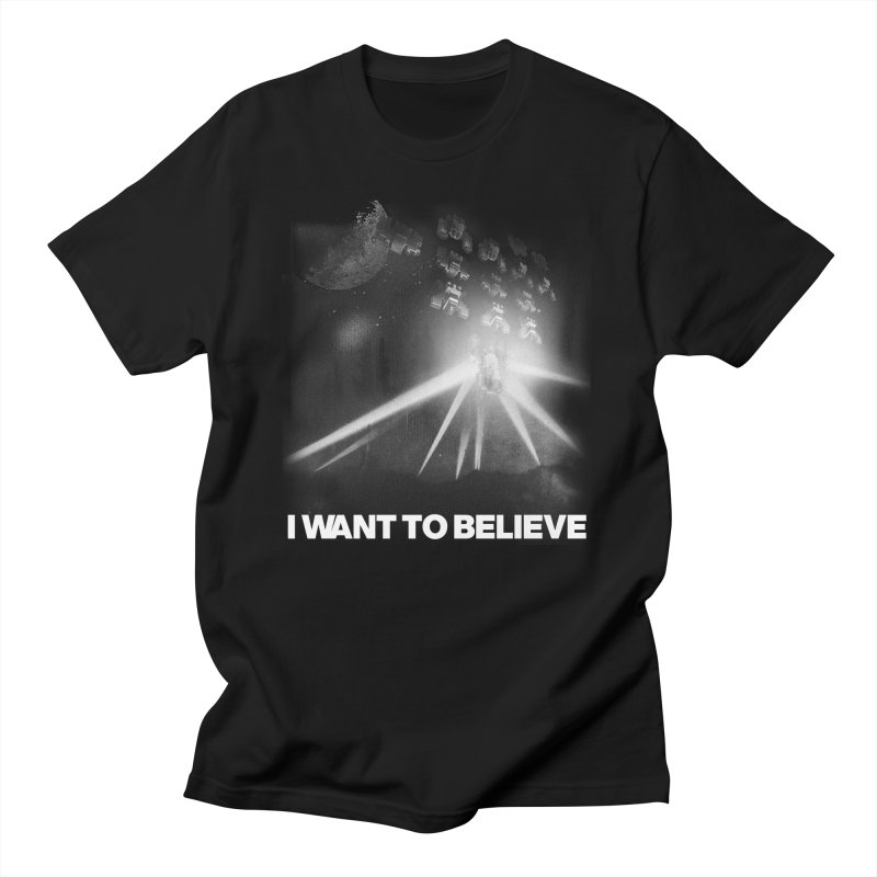 Invasion Men's T-Shirt by EctoplasmShow's Artist Shop