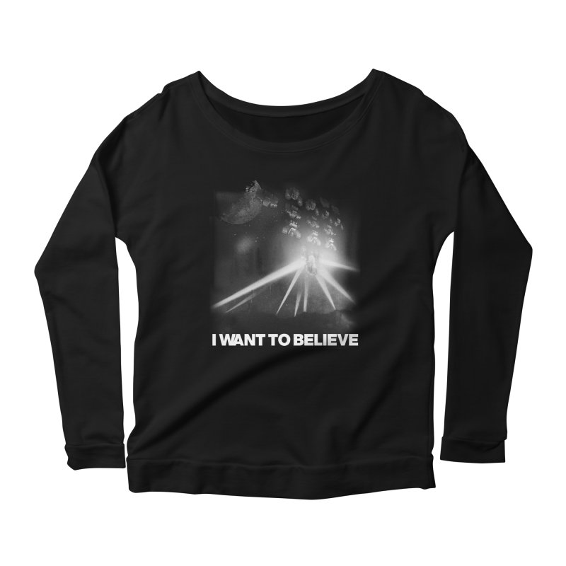 Invasion Women's Longsleeve T-Shirt by EctoplasmShow's Artist Shop