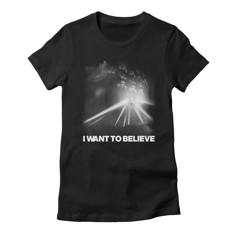 Invasion Women's T-Shirt by EctoplasmShow's Artist Shop