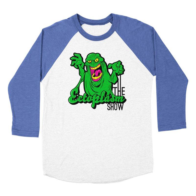 Classic Logo Women's Baseball Triblend Longsleeve T-Shirt by EctoplasmShow's Artist Shop