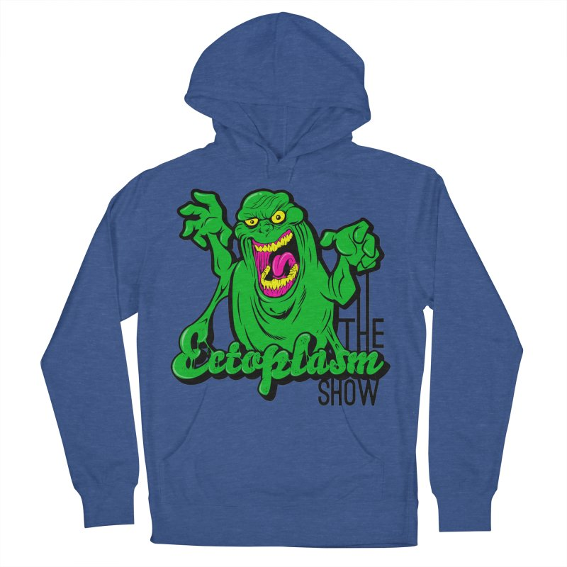 Classic Logo Men's French Terry Pullover Hoody by EctoplasmShow's Artist Shop