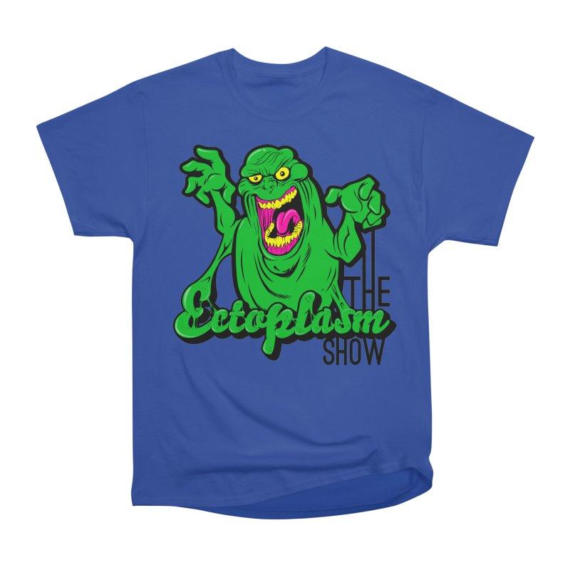 Classic Logo Women's Heavyweight Unisex T-Shirt by EctoplasmShow's Artist Shop