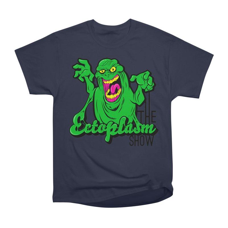 Classic Logo Men's Heavyweight T-Shirt by EctoplasmShow's Artist Shop