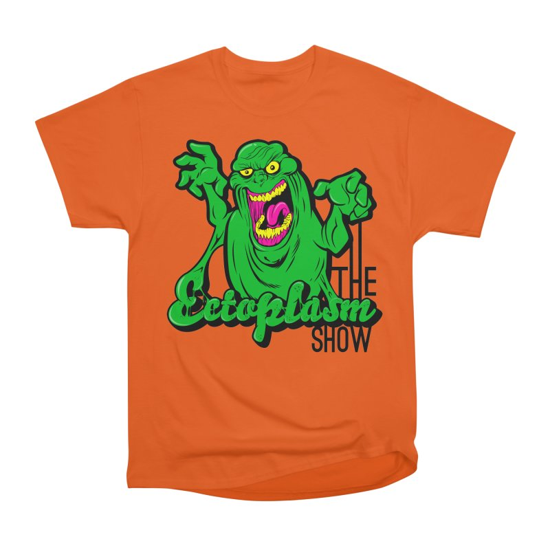 Classic Logo Men's Heavyweight T-Shirt by EctoplasmShow's Artist Shop