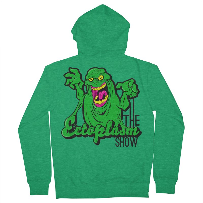Classic Logo Women's Zip-Up Hoody by EctoplasmShow's Artist Shop