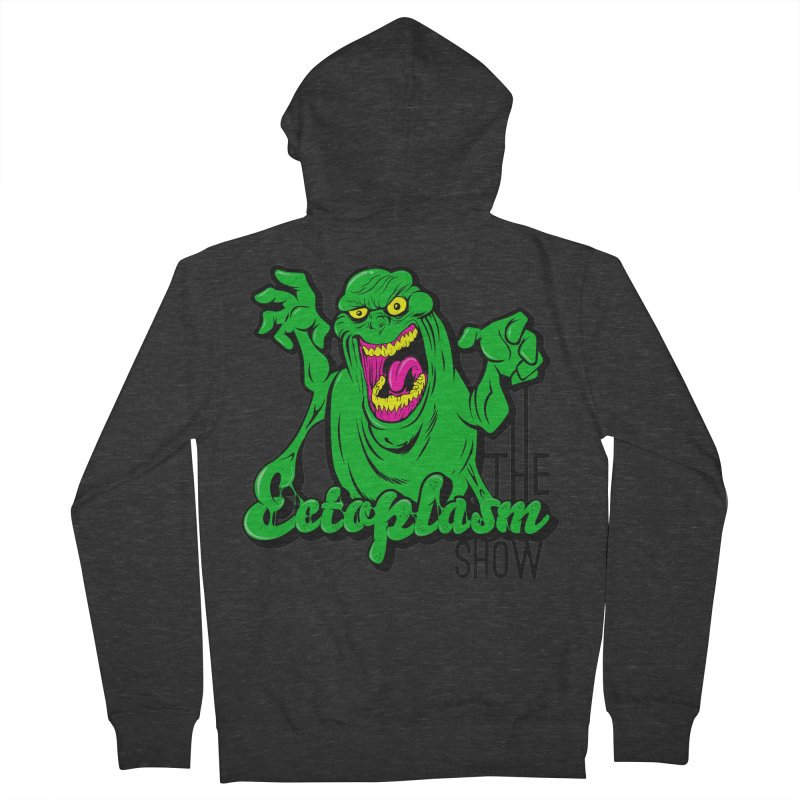 Classic Logo Men's Zip-Up Hoody by EctoplasmShow's Artist Shop