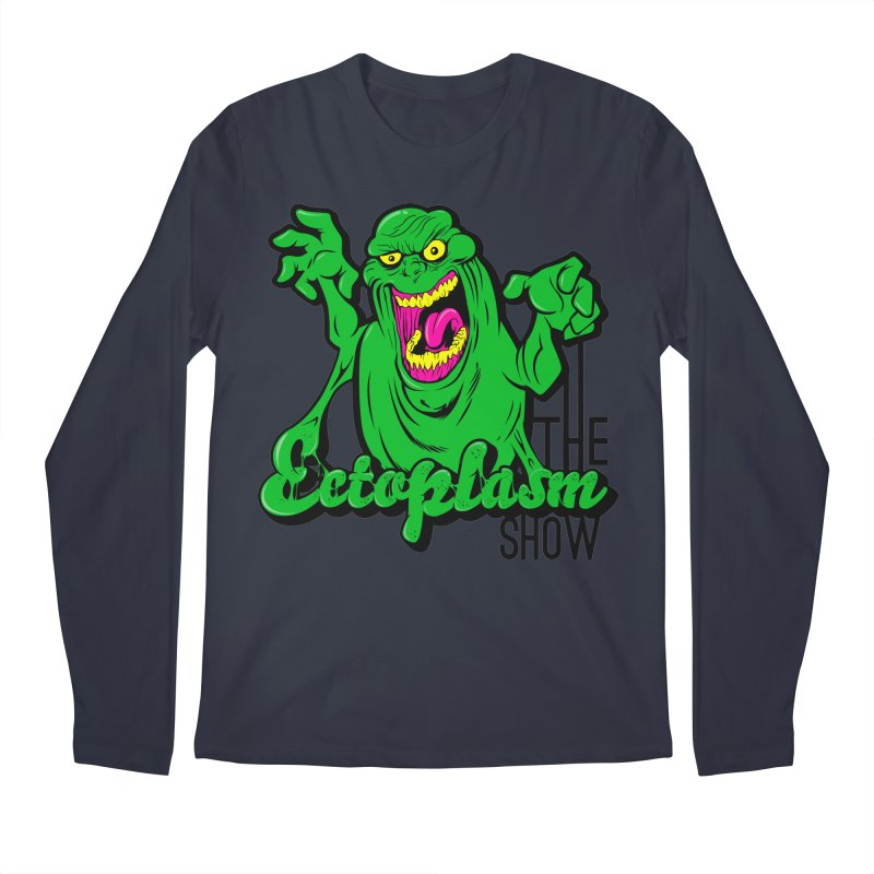 Classic Logo Men's Regular Longsleeve T-Shirt by EctoplasmShow's Artist Shop