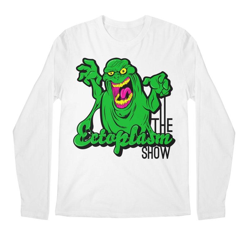 Classic Logo Men's Regular Longsleeve T-Shirt by EctoplasmShow's Artist Shop