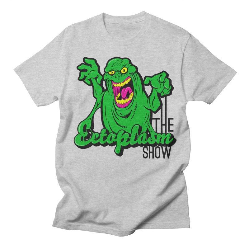 Classic Logo Men's Regular T-Shirt by EctoplasmShow's Artist Shop