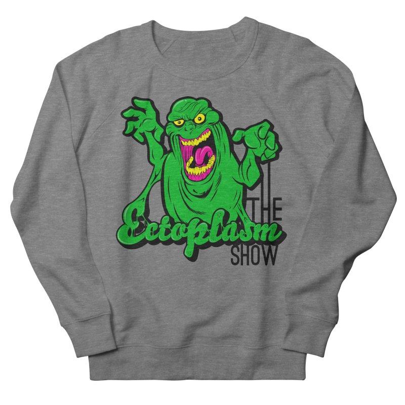 Classic Logo Women's French Terry Sweatshirt by EctoplasmShow's Artist Shop