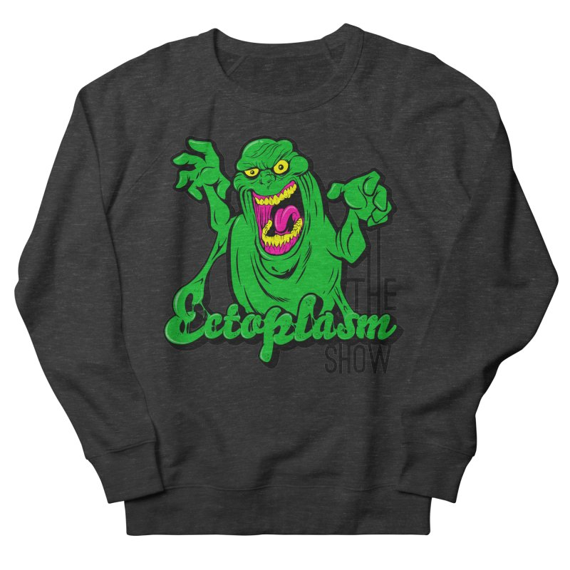 Classic Logo Men's French Terry Sweatshirt by EctoplasmShow's Artist Shop