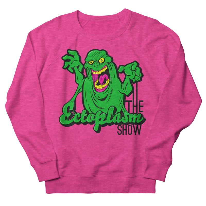 Classic Logo Men's French Terry Sweatshirt by EctoplasmShow's Artist Shop