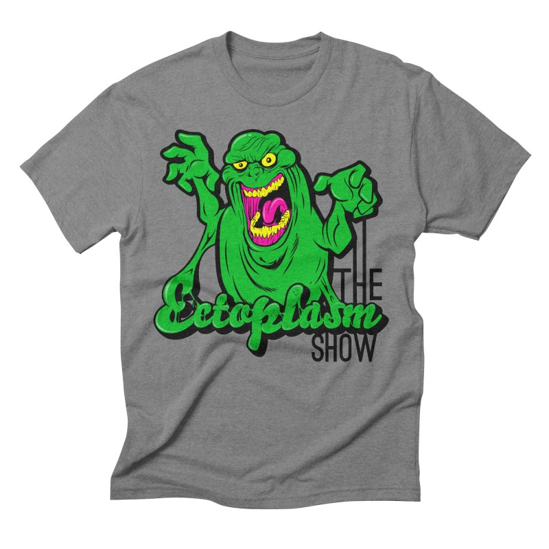Classic Logo Men's Triblend T-Shirt by EctoplasmShow's Artist Shop