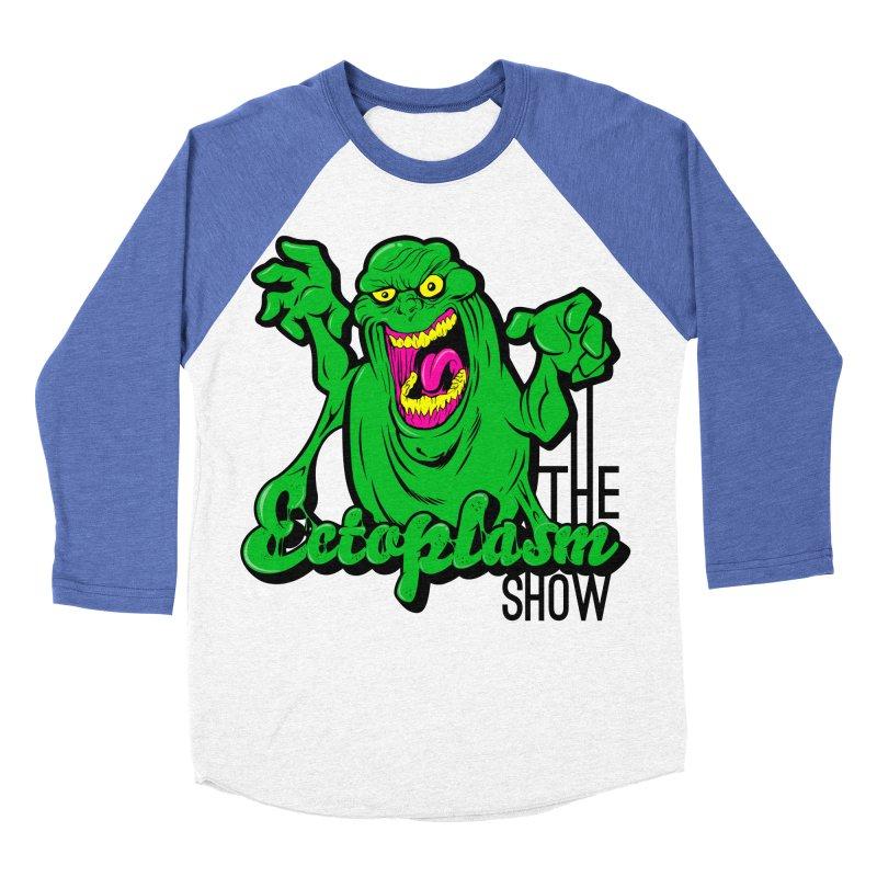 Classic Logo Men's Baseball Triblend Longsleeve T-Shirt by EctoplasmShow's Artist Shop