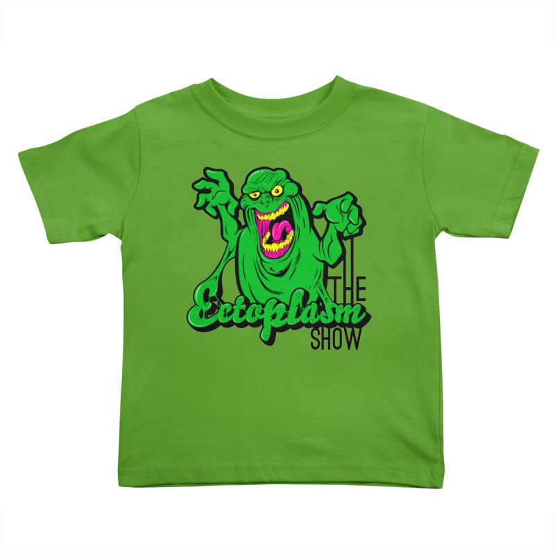 Classic Logo Kids Toddler T-Shirt by EctoplasmShow's Artist Shop
