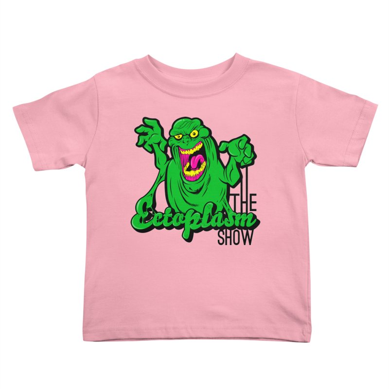 Classic Logo Kids Toddler T-Shirt by EctoplasmShow's Artist Shop