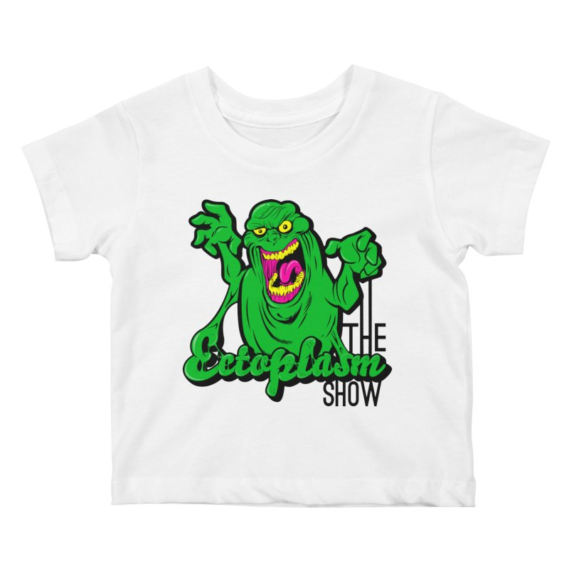 Classic Logo Kids Baby T-Shirt by EctoplasmShow's Artist Shop