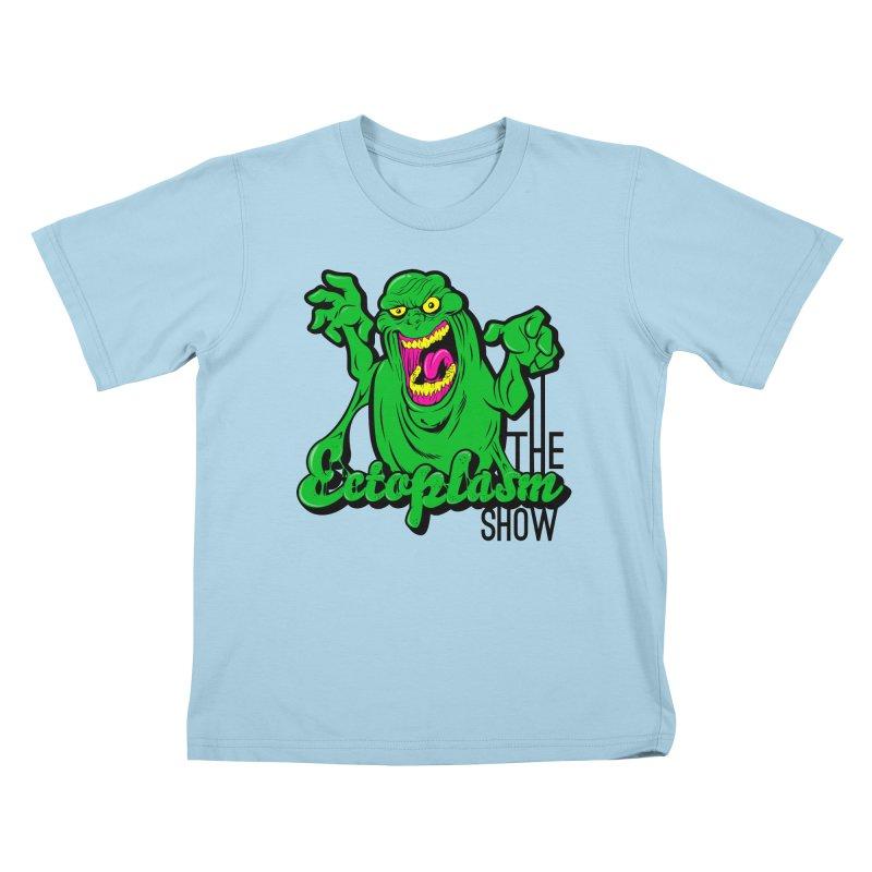 Classic Logo Kids T-Shirt by EctoplasmShow's Artist Shop