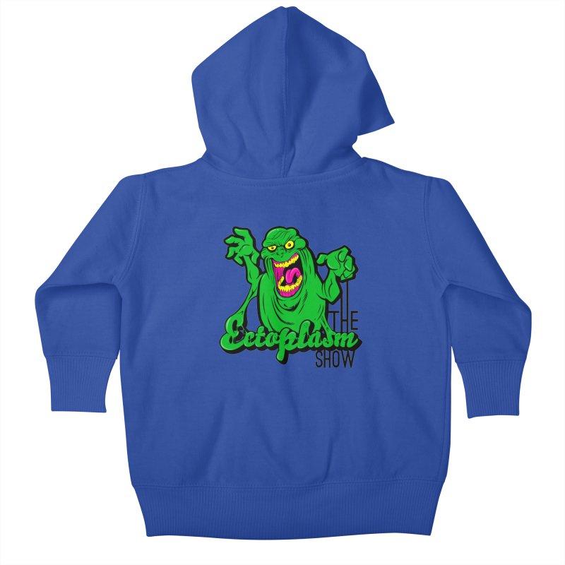 Classic Logo Kids Baby Zip-Up Hoody by EctoplasmShow's Artist Shop