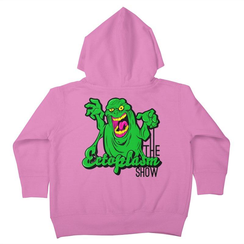 Classic Logo Kids Toddler Zip-Up Hoody by EctoplasmShow's Artist Shop